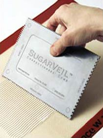 Sugarveil Confectionery Comb. Spread SugarVeil smoothly with this extra long 4.5