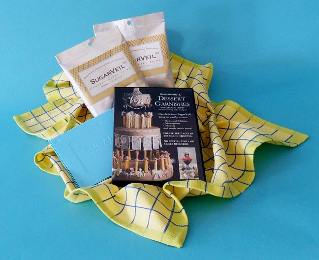 Sugarveil Starter Kit. The Kit Includes: