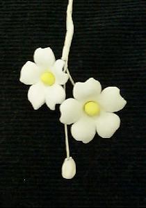Filler #2 white 4 x 2cm