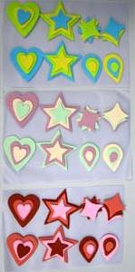 Shapes type 2 size 3-5 cm